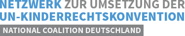 National Coalition Germany - Network for the Implementation of the UN Convention on the Rights of the Child