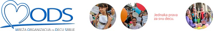 Network of Organisations for Children of Serbia - MODS